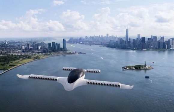 186mph flying electric taxi performs successful test flight – 'a HUGE step'
