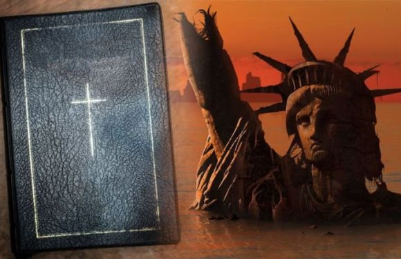End of the world prophecy: 'Harbingers of the end times ARE HERE' claims preacher