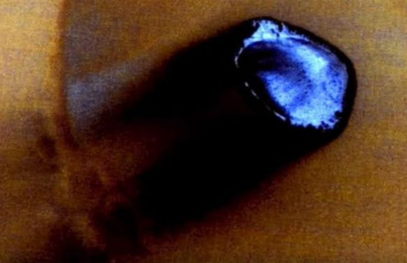 UFO sighting: Does Google Mars photo show crashed alien UFO on the Red Planet?
