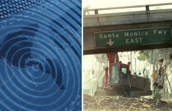 California MEGA-QUAKE long overdue and it will SPLIT THE GROUND – USGS warning