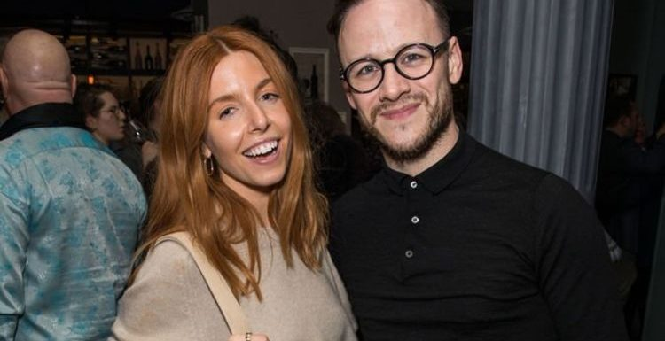 Stacey Dooley and Kevin Clifton: Strictly 'couple' tenderly hold hands in VERY cosy snaps