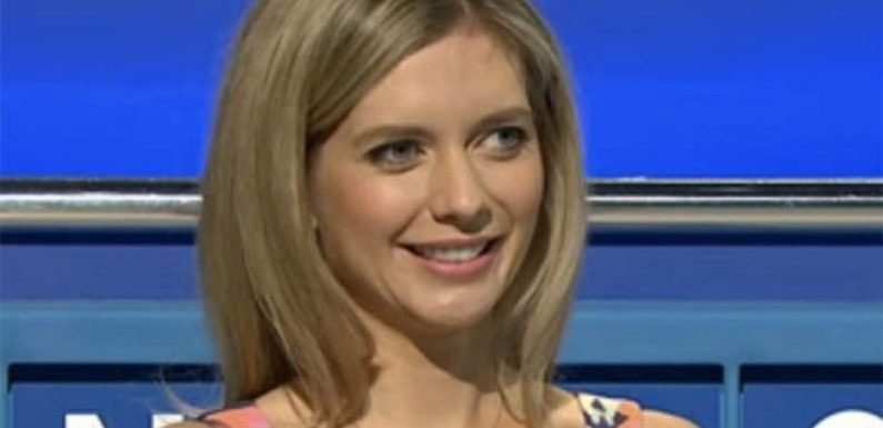 Countdown babe Rachel Riley unleashes jaw-dropping derriere in skintight dress
