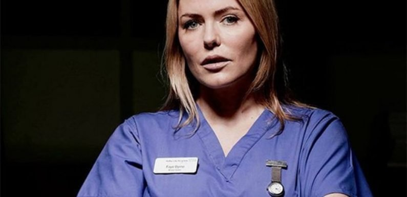 Patsy Kensit to make surprise return to Holby City