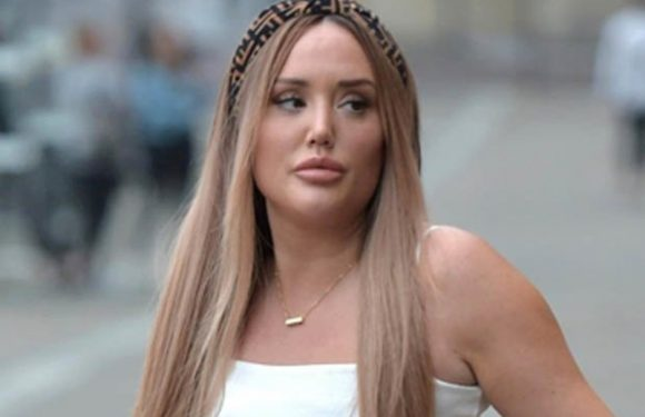 Charlotte Crosby flaunts chest WITHOUT implants for the first time: 'Insane'