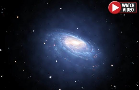 Dark matter may be leaking into our universe from another DIMENSION