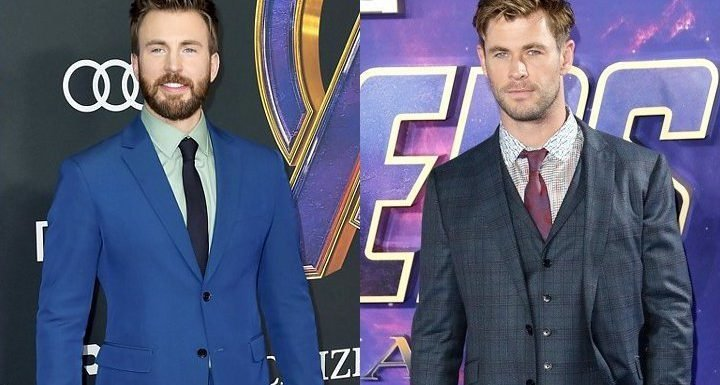 Chris Evans Eager to Do Buddy Comedy Film With Chris Hemsworth