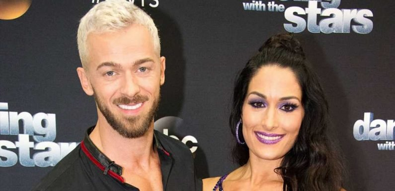 Artem Chigvintsev: Nikki Bella 'Absolutely' Cannot Have Sex With Other People