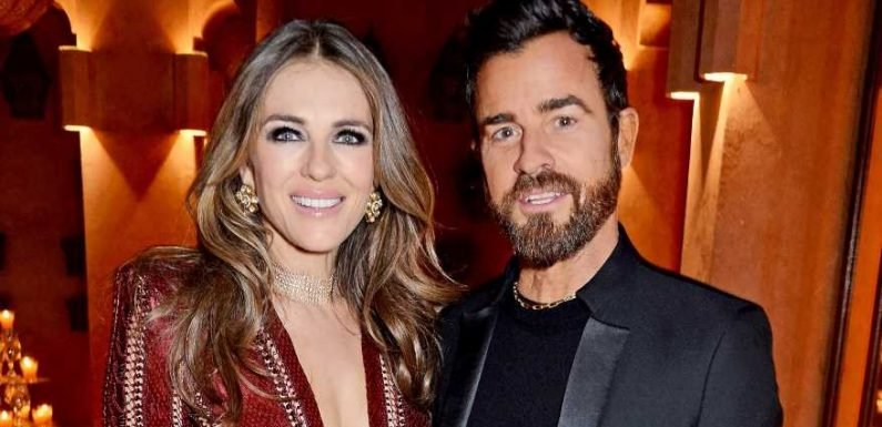 Are Elizabeth Hurley and Justin Theroux Dating? She Says …