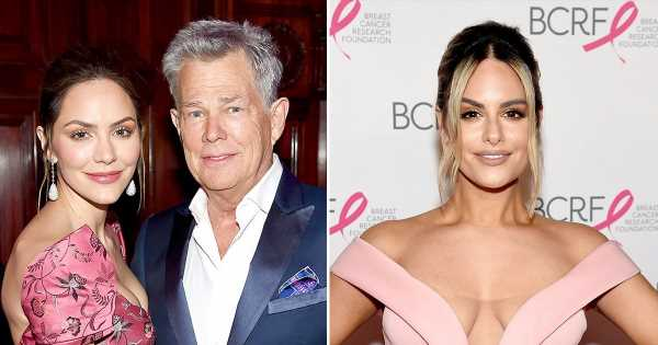 David Foster, Katharine McPhee 'Light Each Other Up' Says AI's Pia Toscano