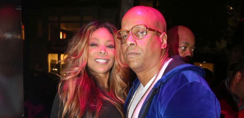 Wendy Williams Dissolves The Hunter Foundation With Estranged Husband Kevin