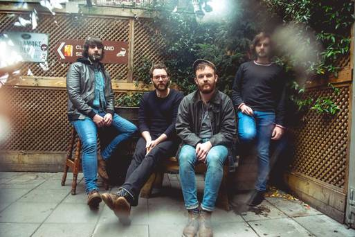 Donegal band In Their Thousands win award at prestigious songwriting competition for title track of debut album