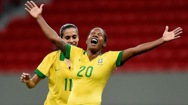 Women's Football: Brazil's Formiga to play in seventh World Cup
