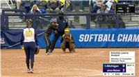This Is The Most Awkward 20 Seconds Of A Softball Broadcast I've Ever Heard
