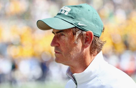 Art Briles Hired To Coach Football At Texas High School