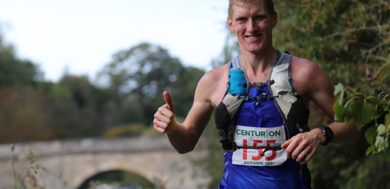 Ultra-athlete James Williams on why he's running from Land's End to John o' Groats