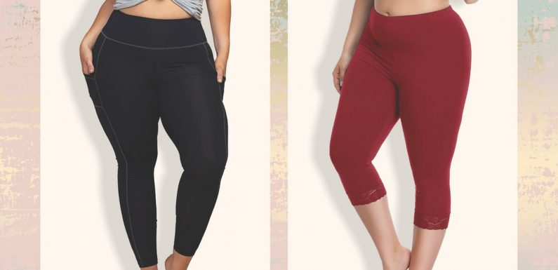 The 8 Best Plus Size Leggings