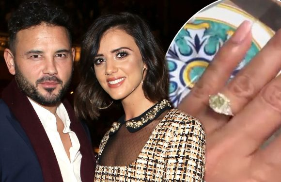 Lucy Mecklenburgh confirms ENGAGEMENT to Ryan Thomas: 'I said yes'