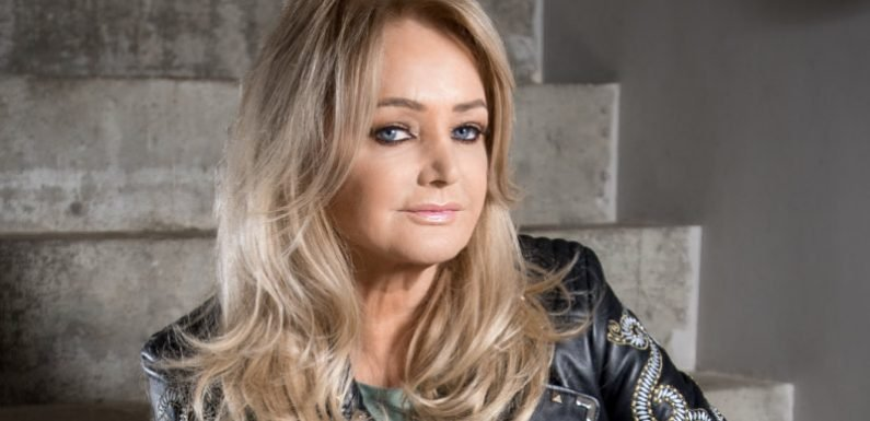Bonnie Tyler: 'I've never faced age discrimination in the music business'