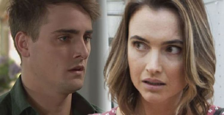 Neighbours spoilers: Amy Williams drops baby bombshell after Kyle Canning betrayal