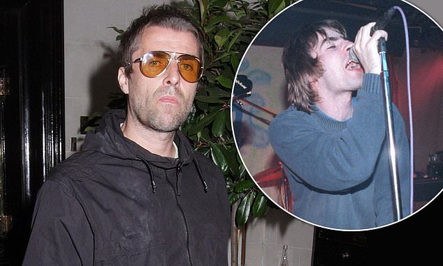 Liam Gallagher reveals he is suffering from ARTHRITIS in his hips