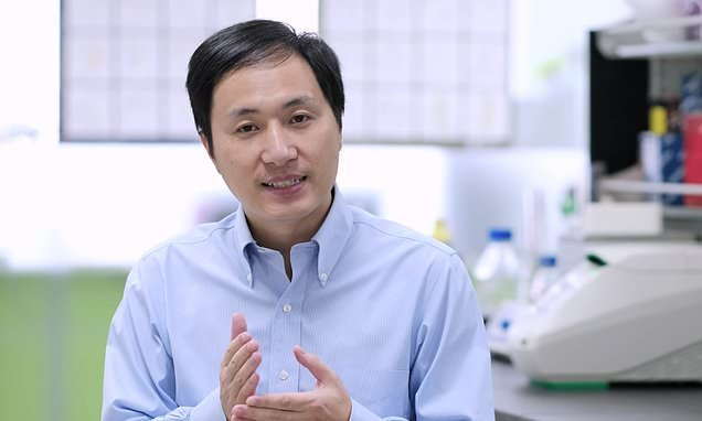 Controversial gene-edited Chinese twins at risk of early death
