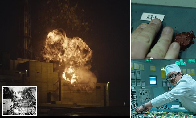 Explosive truth about Chernobyl revealed in climax to hit TV drama