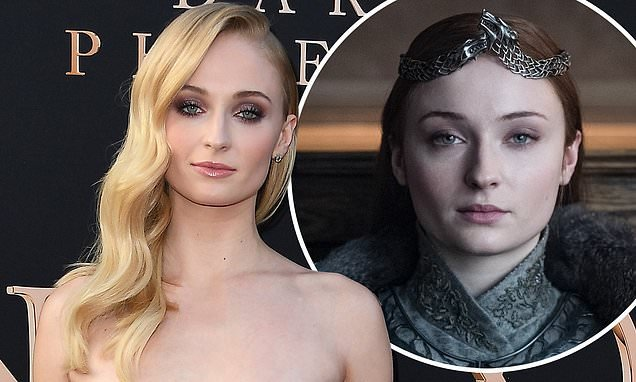 Sophie Turner reveals how much training she had before Game Of Thrones