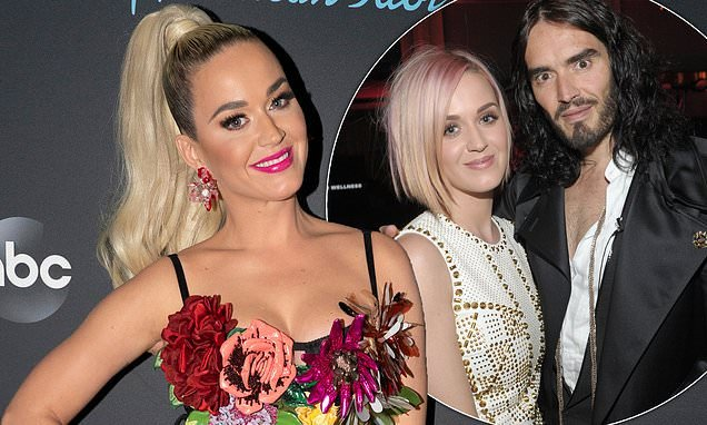 Russell Brand 'plans to make amends with ex-wife Katy Perry'
