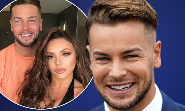 Chris Hughes gushes over Jesy Nelson as he reveals marriage plans