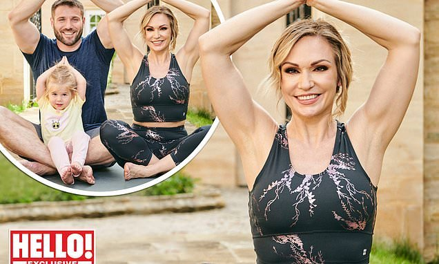 Kristina Rihanoff says marriage to Ben Cohen is 'years away'