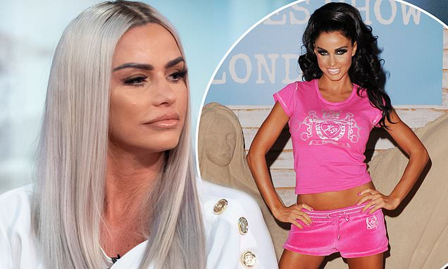 Katie Price's firm is STRUCK OFF by government officials