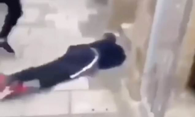 Gang films themselves stabbing victim in London attack