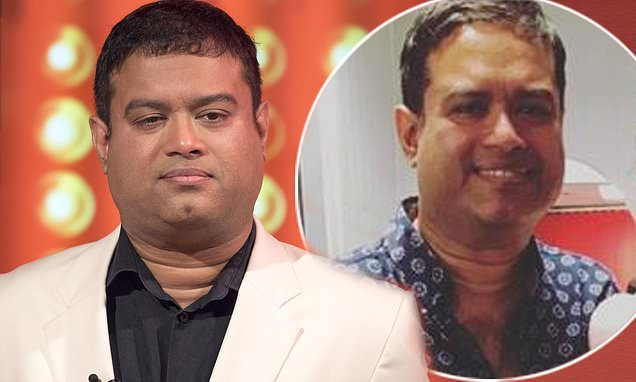 The Chase's Paul Sinha, 49, reveals he is battling Parkinson's Disease