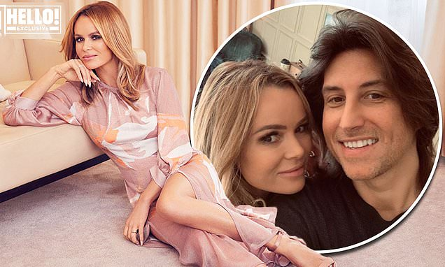 Amanda Holden insists she would 'never leave the house in my pyjamas'