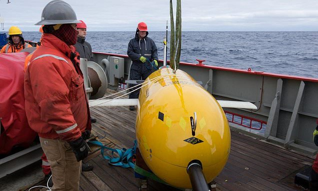Boaty McBoatface reveals why the Southern Ocean is warming