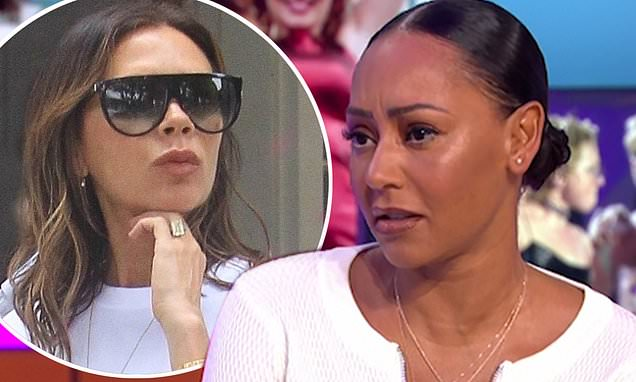 Mel B voices disappointed at Victoria's failure to attend Spice Girls