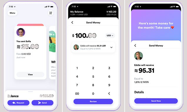 Facebook launches controversial Bitcoin-style cryptocurrency Libra