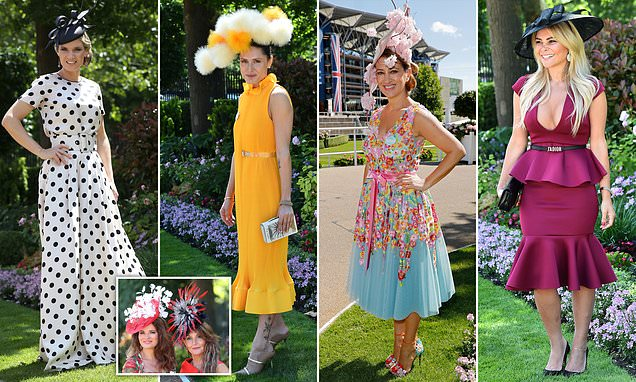 Fans show of their style as Royal Ascot enters its final furlong