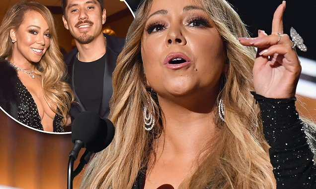 Mariah Carey is 'stamping her heels' with anger after affair bombshell