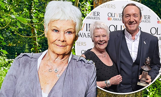 Dame Judi Dench, 84, discusses her battle with macular degeneration