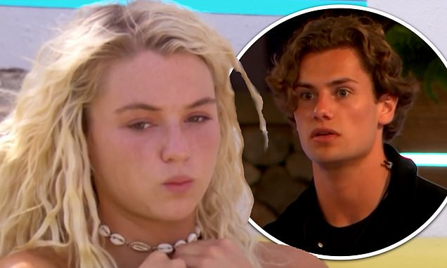 Love Island's Lucie Donlan CONFIRMS she is open to finding a new man