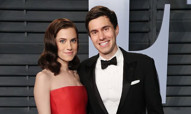 Allison Williams splits with husband Ricky Van Veen after four years