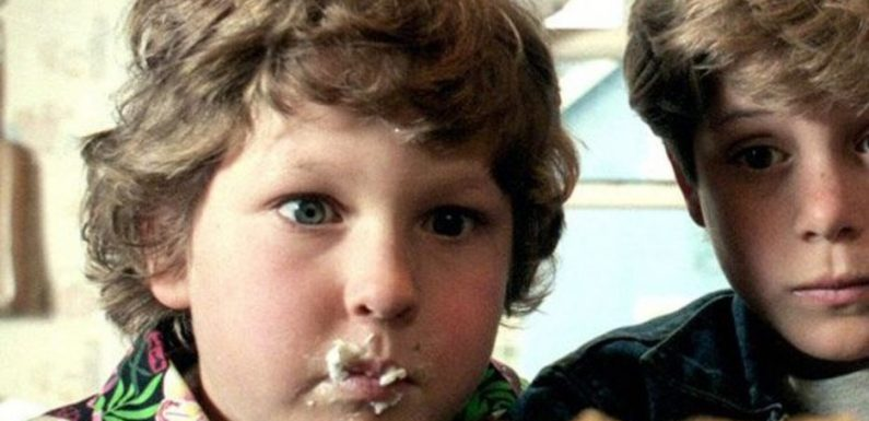 Chunk from The Goonies is 45 and he's never looked better