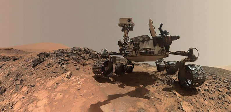 NASA detects unusually high methane levels on Mars suggesting recent alien life
