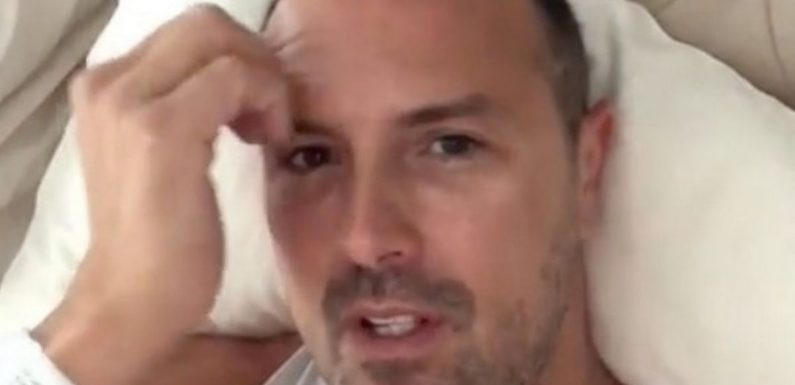 Paddy McGuinness announces surprise vasectomy as he goes into graphic detail