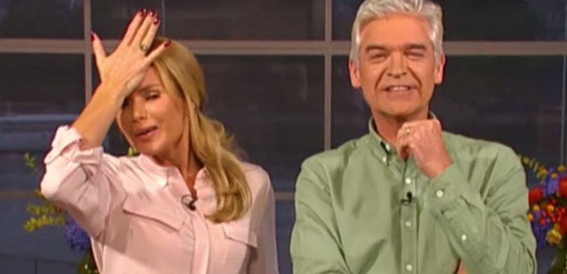 Amanda Holden was 'desperate' to take Holly Willoughby's job on This Morning