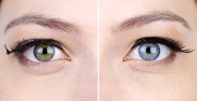 Make fake eyelashes look good as new in minutes by soaking them in micellar water