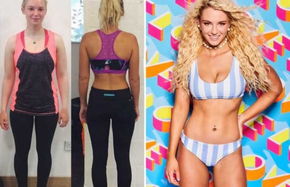 Get Love Island 2019 Lucie Donlan's abs at home – easy Crossfit moves to tone up fast