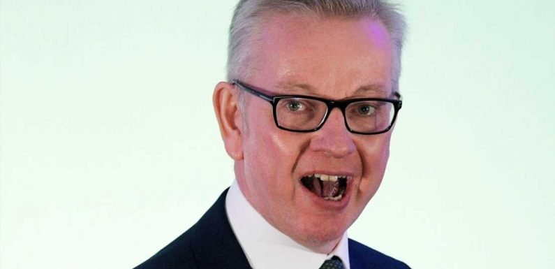 Michael Gove says he's 'in it to win it' despite coke shame as taunts Boris over tax cuts and for pulling out of last race