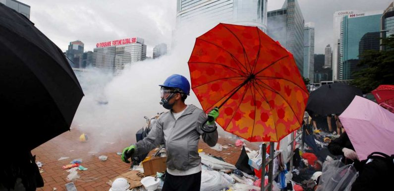 Hong Kong protest – What is the extradition law, why are people protesting and what was the umbrella movement?
